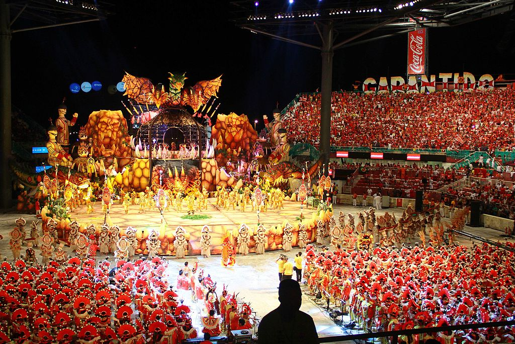 fiestas de brasil