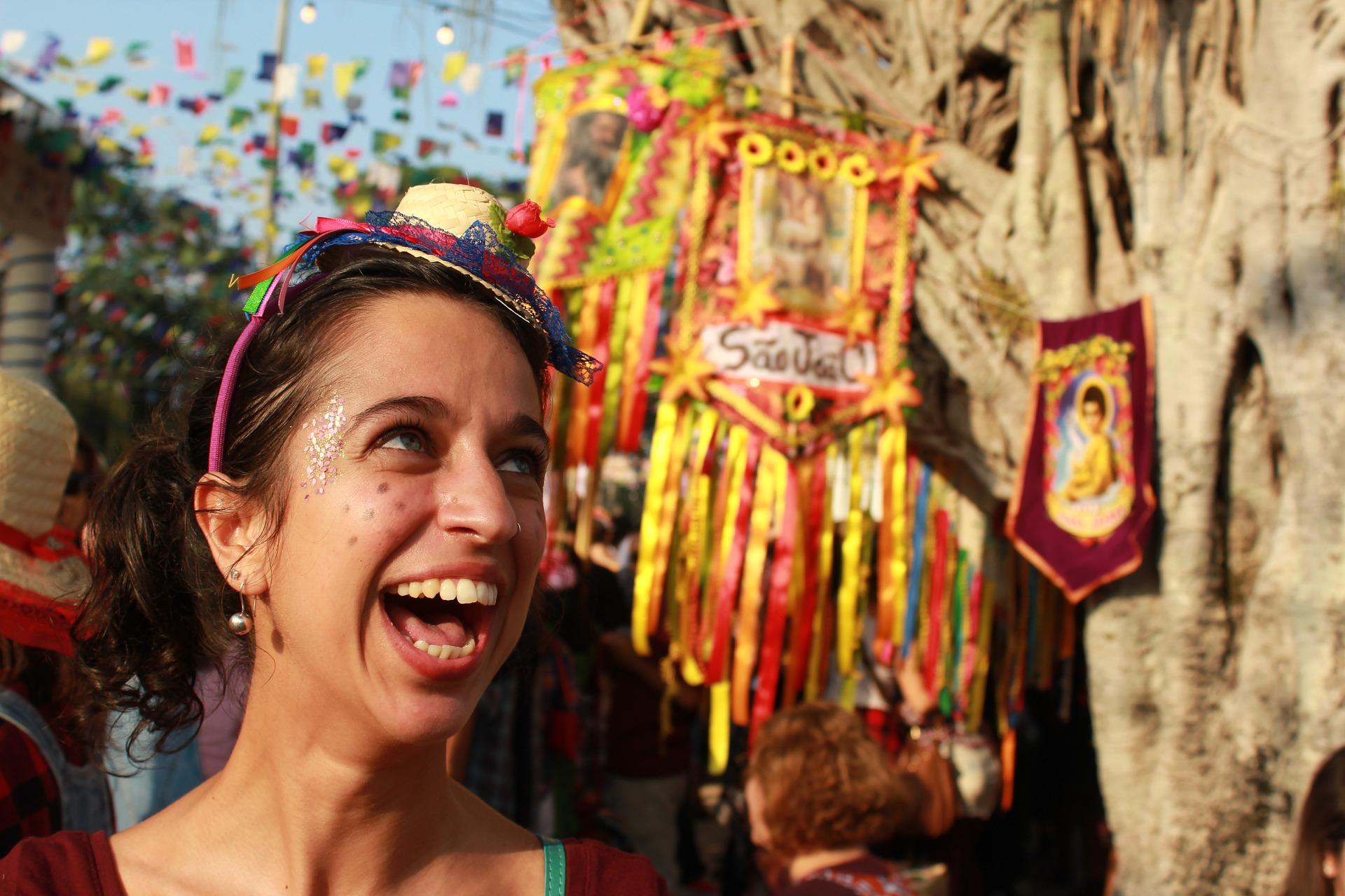 Fiesta junina brasil