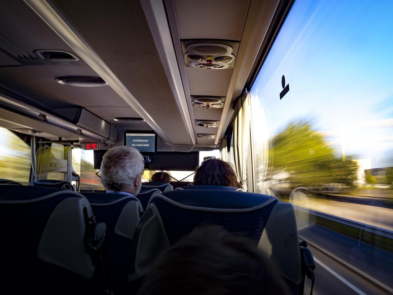 viajar en bus por Brasil usando la aplicación Buser