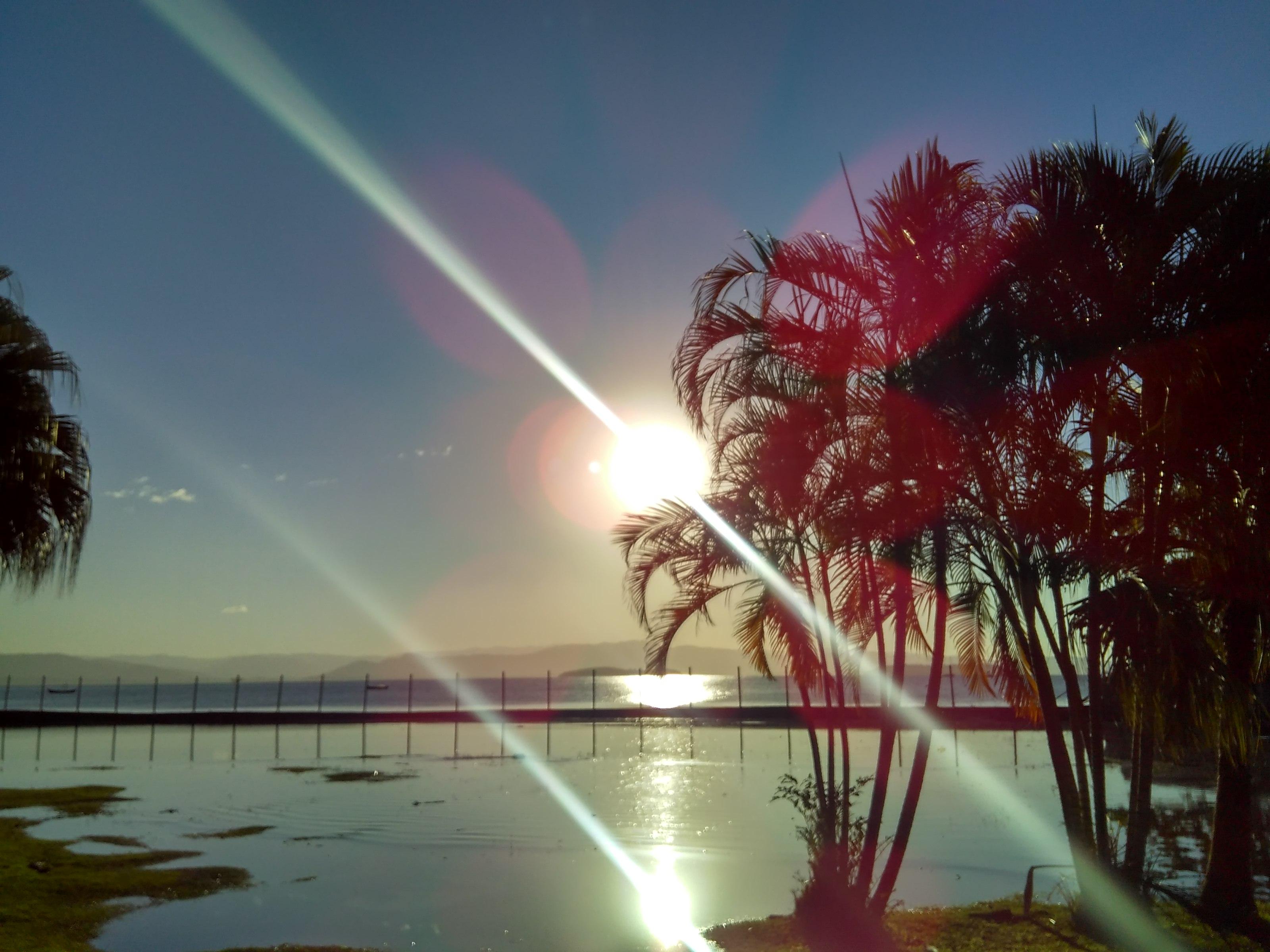 El mejor atardecer de Florianópolis: Santo Antonio de Lisboa