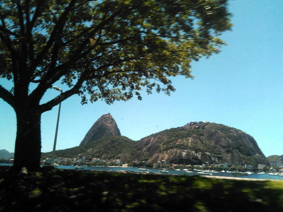viaje de Perú a Brasil - Río de Janeiro