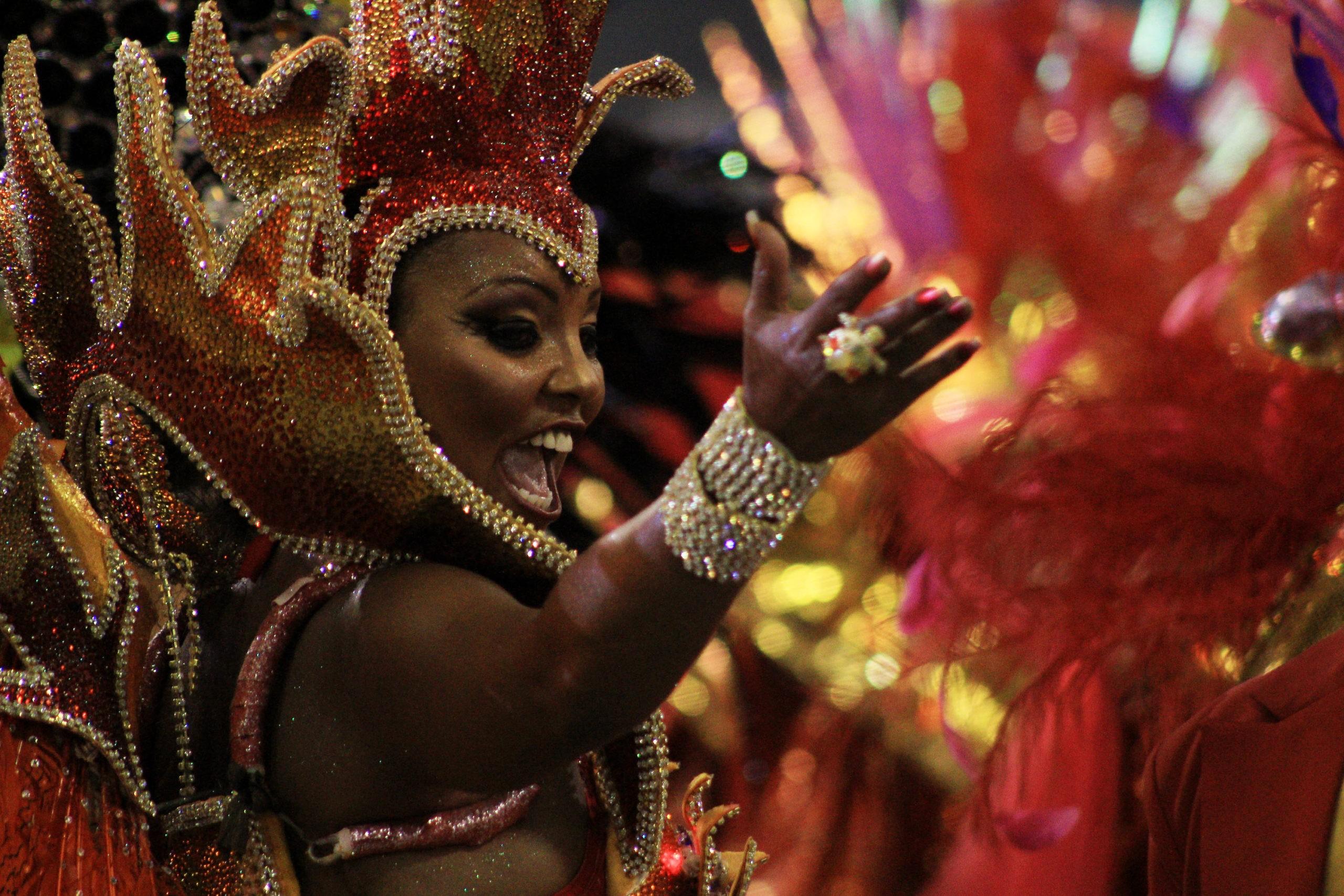 Vale la pena viajar en el carnaval de Brasil